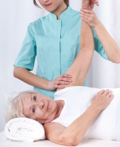 Mindful body awareness, Ortho-Biononomy can help release shoulder pain