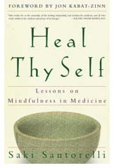 Heal Thy Self book
