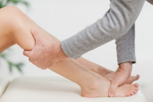 assessing and treating functional symptoms of lower leg numbness