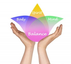 body mind spirit emotional balance